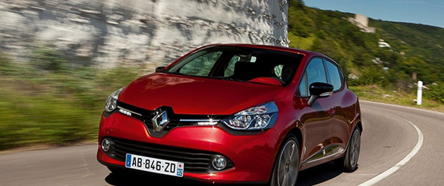 rent a car renault clio