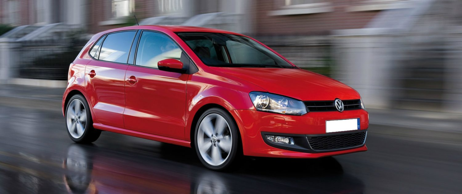 rent a car volkswagen polo