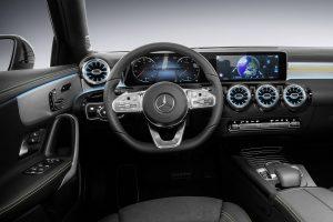Mercedes A klasa 2018 volan