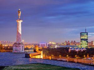 Noćenje u Beogradu i rent a car
