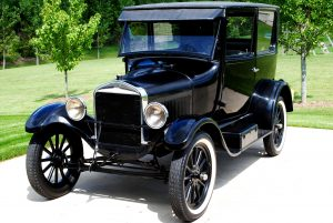 ford model t prvi rent a car