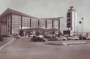 Istorija aerodroma Nikola Tesla - Infinity Rent a Car