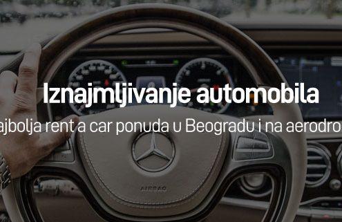 iznajmljivanje automobila beograd i iznajmljivanje luksuznih vozila